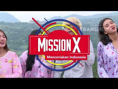 MISSION X - Misi Sambung Gerak Yang Kocak (3/2/18) Part 1
