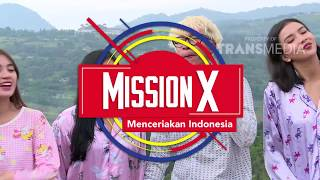 Download Video MISSION X - Misi Sambung Gerak Yang Kocak (3/2/18) Part 1 MP3 3GP MP4