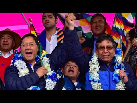 Left Wins Bolivian Presidential Election, Despite Coup and Repression