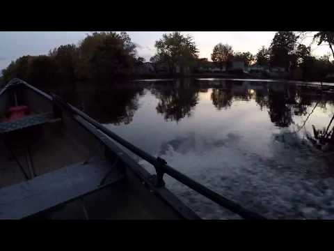 Power Canoeing The Passaic River Part 11 Of 14? - To Little Falls