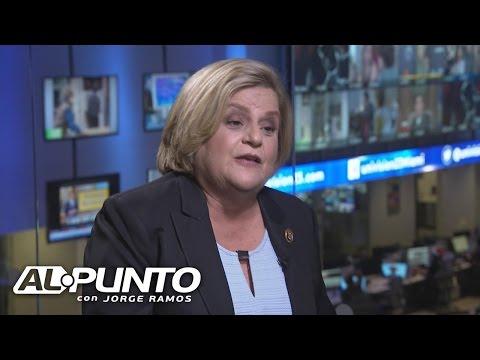 Ileana Ros-Lehtinen dice que hay que investigar a fondo si Rusia interfirió en las elecciones presid