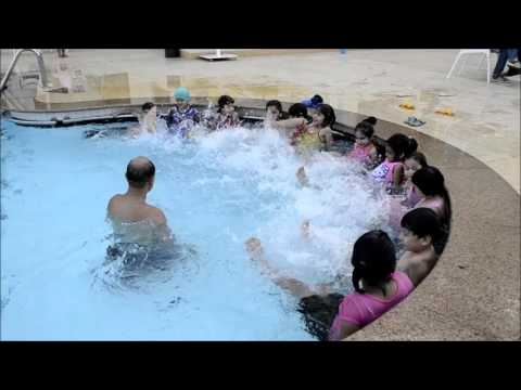 Swimming Lessons 2016 in Golden Tulip Bahrain