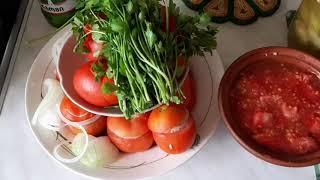 Фаршированные помидоры# Видео-Рецепт# Блюдо домашней кухни.