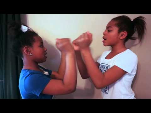 DOUBLE DOUBLE THIS THAT - HAND CLAPPING GAMES   Ti&Naish