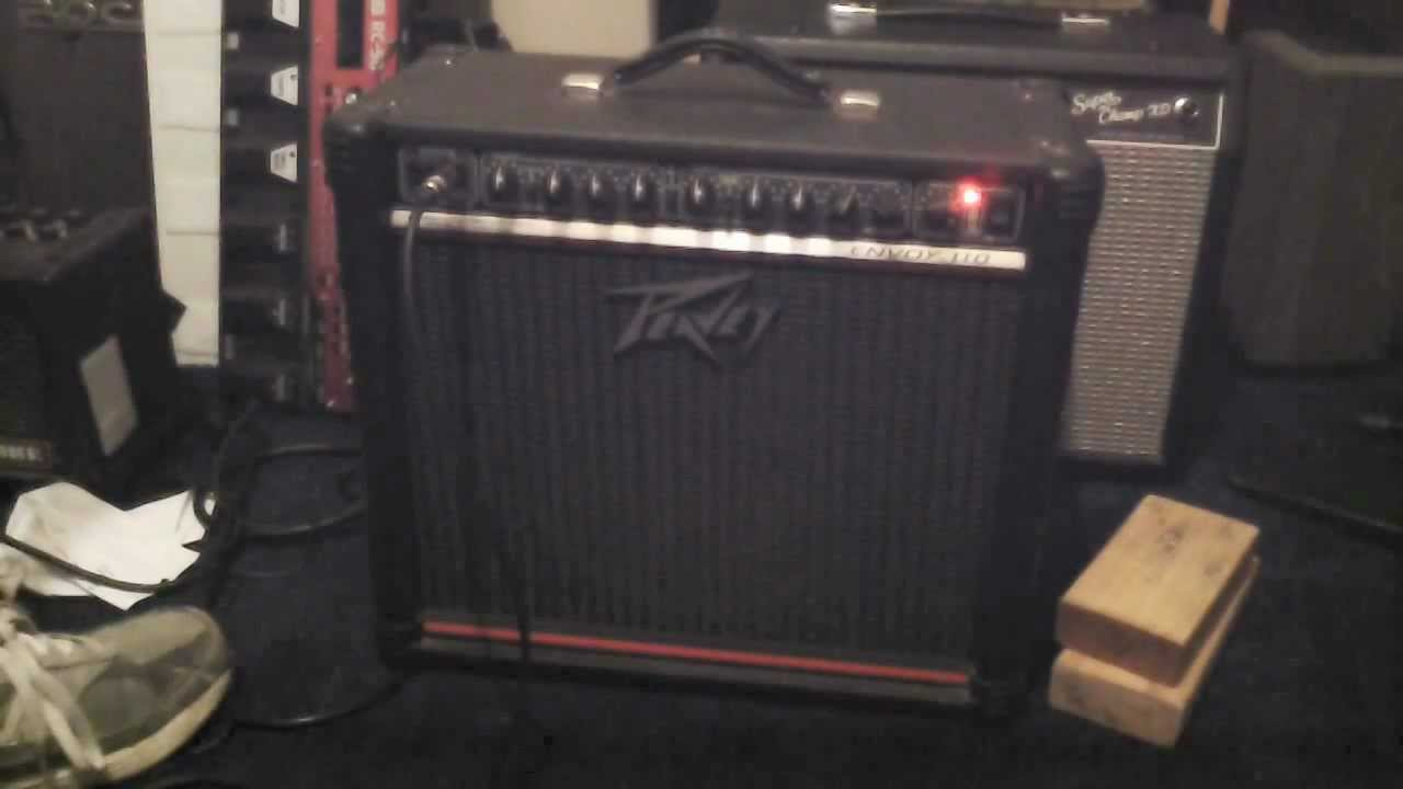 peavey envoy 110 generation 2 or version 2 red stripe with 1984 gibson sg special youtube. Black Bedroom Furniture Sets. Home Design Ideas