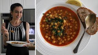 Вкусный Сытный и Полезный Суп из Нута и Чечевицы - Рецепт от Эгине - Heghineh Cooking Show