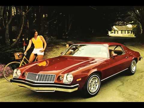 History of the Camaro - YouTube