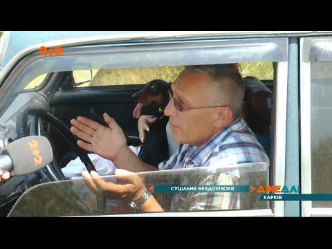 ДжеДАІ: Як виглядає найгірша ділянка дороги у харківській області