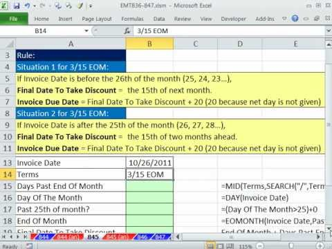 how to make discount calculation in excel