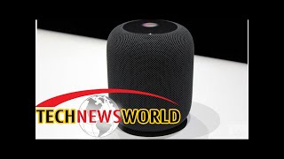 We spent an hour with apple's new homepod speaker