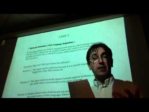 Nativist Theories part 1