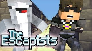 Minecraft Custom Adventure Map : THE ESCAPISTS! /w Facecam!