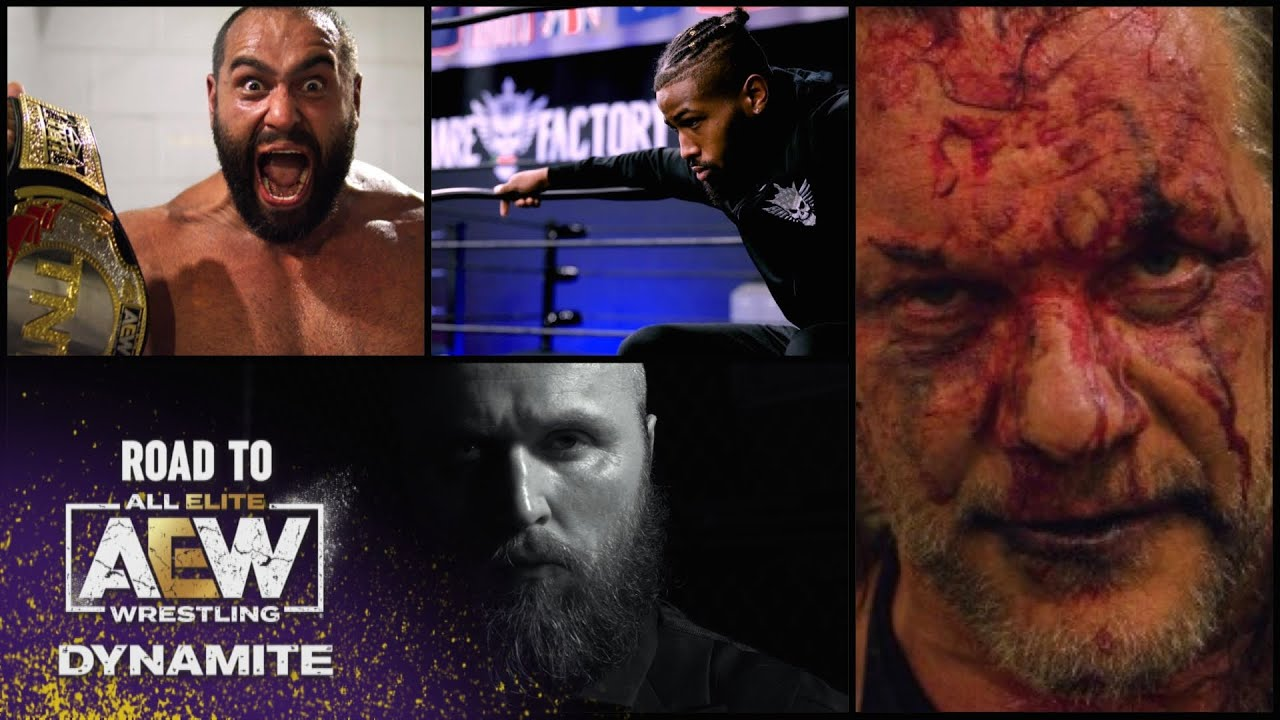Malakai Black v Cody + The Redeemer is Back + Jericho: Chapter 3 | AEW Road to Homecoming, 8/3/21