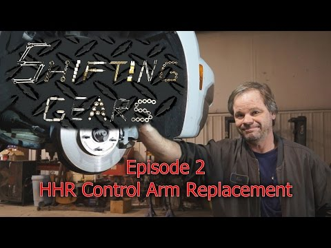 SG2 HHR Control Arm Replacement
