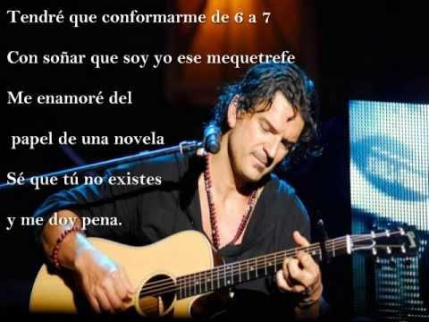 Amor de Tele - Ricardo Arjona (letra)
