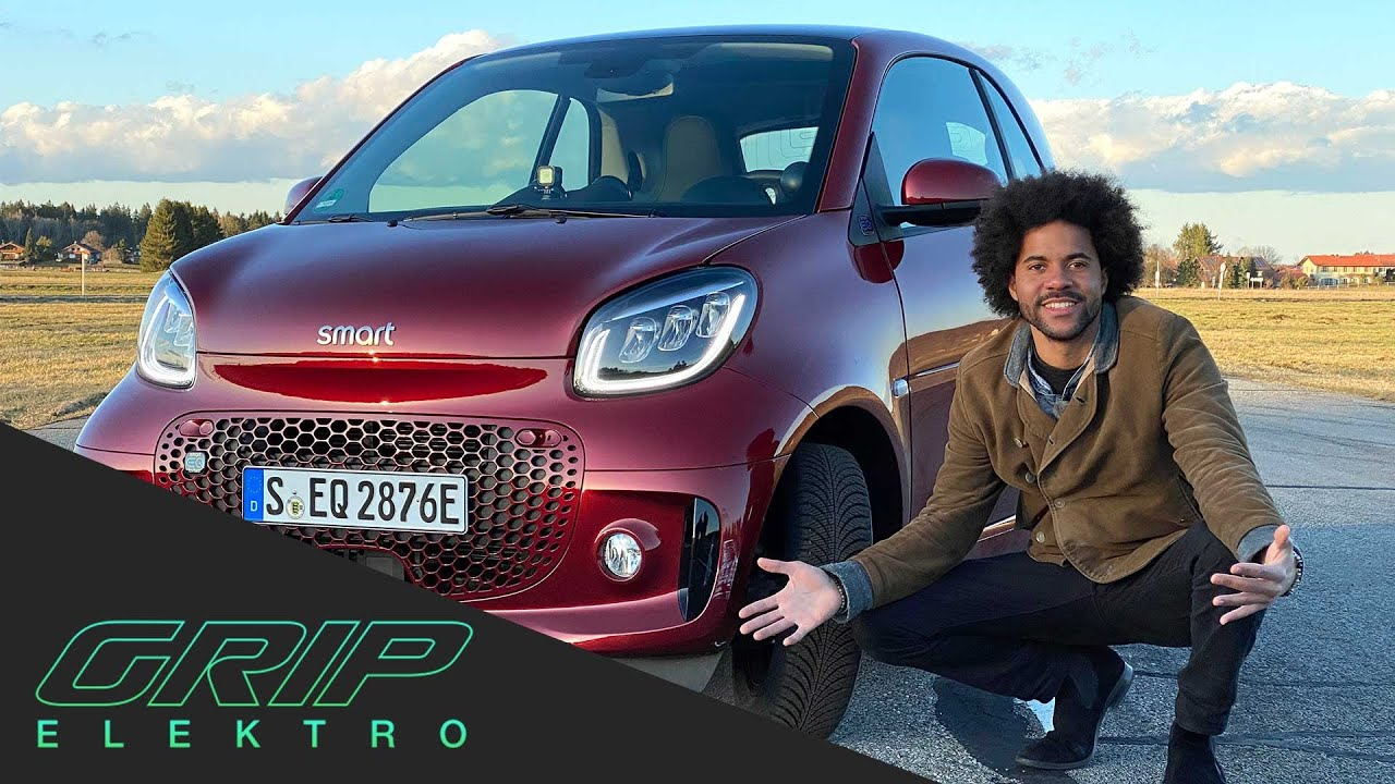 GRIP-Elektro-Check I smart EQ fortwo I GRIP Elektro