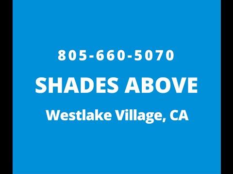 ✔ 805-660-5070 BEST SHUTTERS SHADES BLINDS WESTLAKE VILLAGE THOUSAND OAKS CALABASAS VENTURA AGOURA