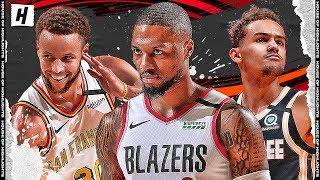 BEST & CRAZIEST Long Distance Shots of the 2019-20 NBA Regular Season!