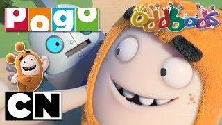 Meet Slick   Oddbods   Cartoon Network