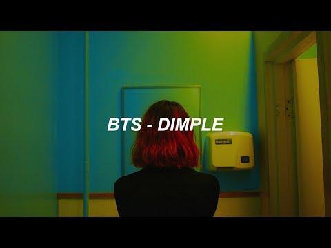 BTS (방탄소년단) 'Dimple' Easy Lyrics