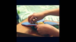 Игрушка-шнуровка цветок на листике - презентация(Презентация игрушки на проекте «Мастер развивающих игрушек». Мастер-Класс в другом видео! Оба элемента..., 2014-07-01T13:31:00.000Z)