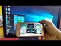 How to use Android Phone as Desktop Control, Gaming Control, Mouse, Keyboard, PPT, Projector,