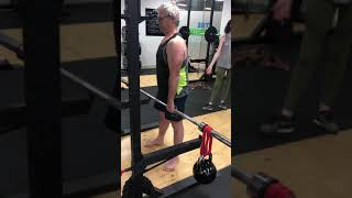 Uneven barbell hold