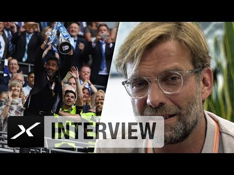 """Jürgen Klopp mit Lobeshymne auf """"besten Freund"""" David Wagner   FC Liverpool   Premier League"""