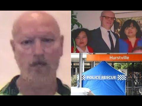 Hurstville stabbing Australia post worker, 56, read bible