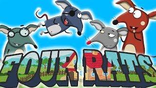 4 Крыски и Вики Шоу Детский канал