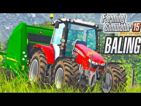 Grass Baling - UTH Map [Dolenjska]