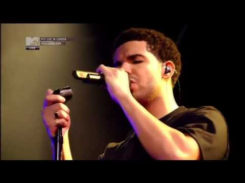 "Drake Live In London ""Trust Issues"""