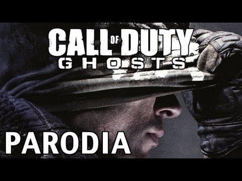 COD Ghosts - Le Origini - PARODIA