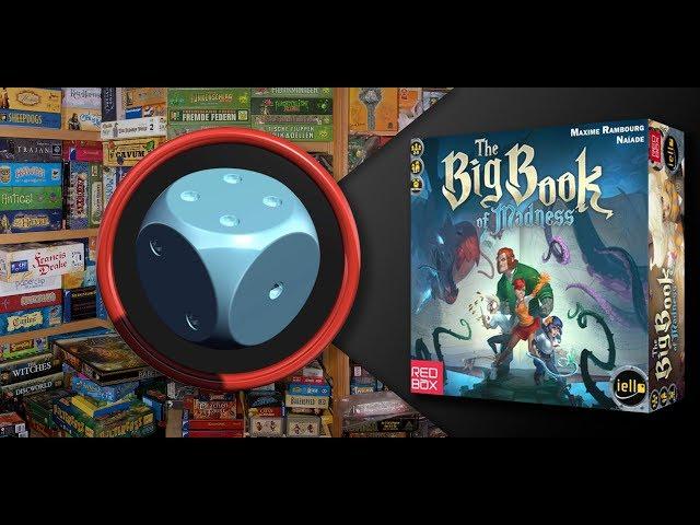 The Big Book of Madness - Como Jogar