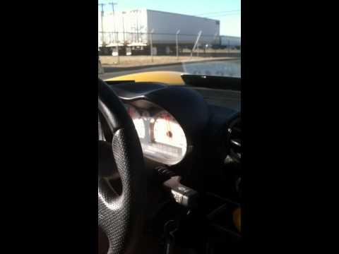 Lotus Elise 0-60 run