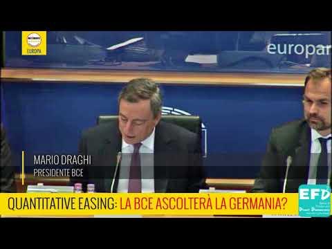 QE, la BCE ascolterà la Germania?
