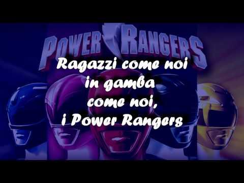 Power Rangers - Karaoke