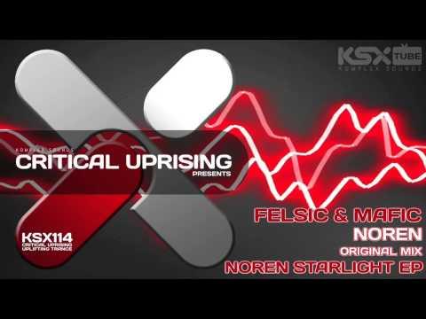 [KSX114] Felsic & Mafic - Noren (Original Mix) Noren Starlight EP