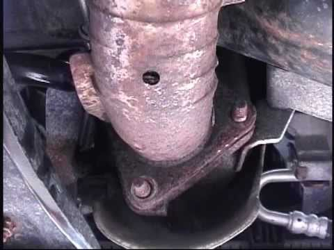 how to clean out oil pan without removal