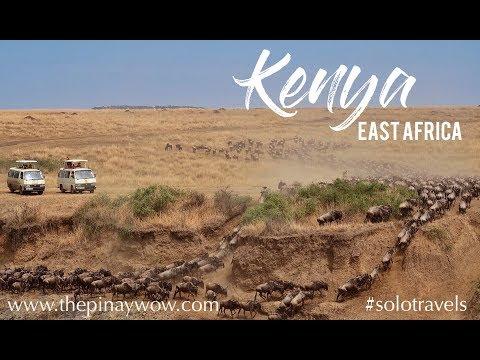 Kenya African Safari Travel Video
