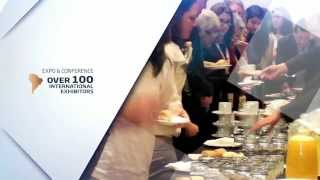 4° Halal Expo Latino Americana 2015 in Santiago de Chile Sponsered by Chilehalal