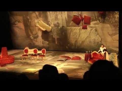 JESSICA PRATT in LA TRAVIATA - È strano ... Sempre libera (2014)