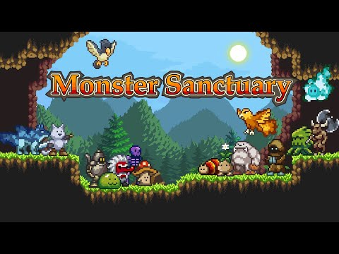 Monster Sanctuary - PC Game Overview - Awesome gem! |
