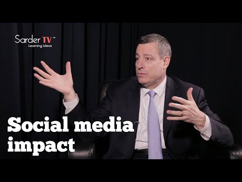 What is the impact of social media on PR? by Rob Flaherty, CEO & President of Ketchum.