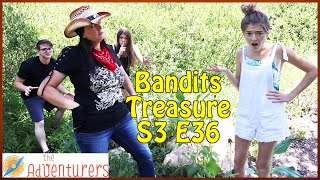 Catching The Bandit Kate! Using Jordan As The Bait! Bandits Treasure S3 E36