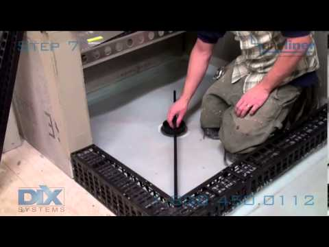 Delicieux How To Install Shower Liner With Quick Pitch And OneLiner