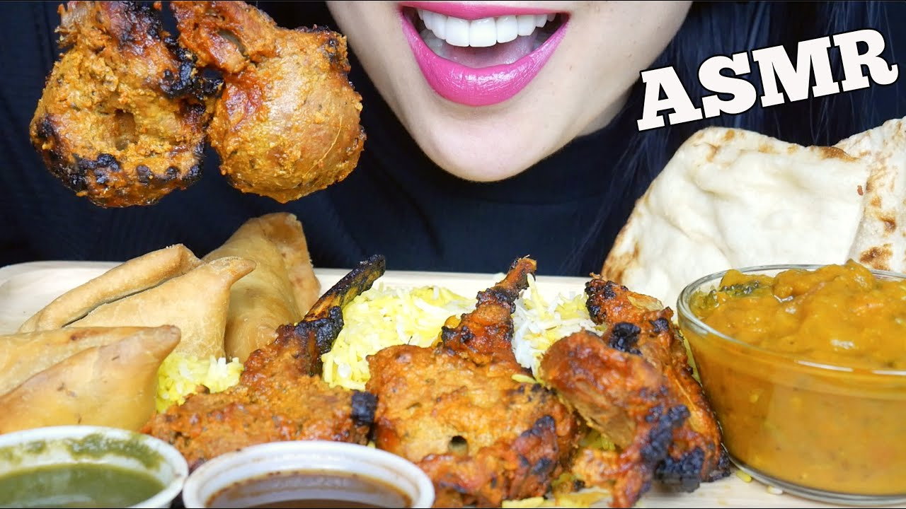 Asmr Tandoori Lamb Samosa Masala Curry Naan Bread Eating Sounds No Talking Sas Asmr Youtube 3,468 likes · 9 talking about this. asmr tandoori lamb samosa masala curry naan bread eating sounds no talking sas asmr