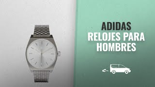 10 Mejores Ventas De Adidas: Adidas Watches Process_M1. 6 Link Stainless Steel Bracelet, 20mm Width