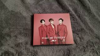 JYJ - WAKE ME TONIGHT | UNBOXING + REVIEW