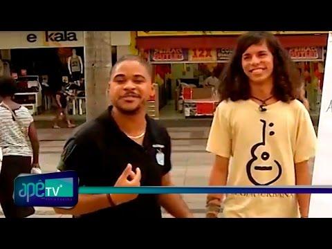 ApêTV - Como vai seu português? 08/04/17
